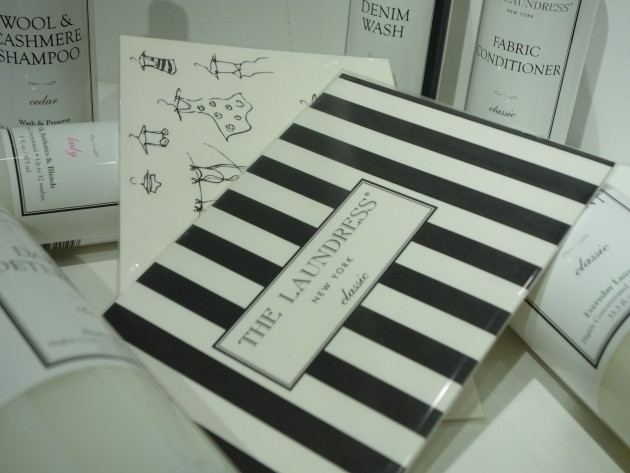 『THE LAUNDRESS』で梅雨入り前の衣類のケア!!