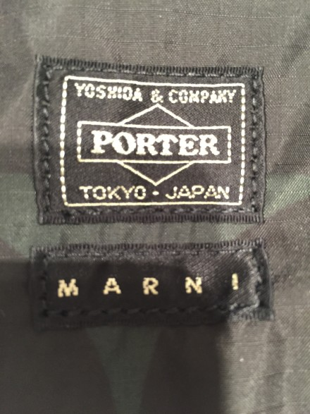 "入荷情報""MARNI XPORTER COLLABORATION COLLECTION""!!"