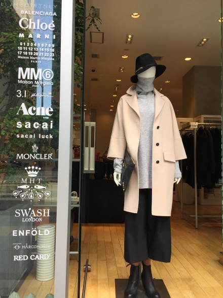 """""""2015-16 A/W OUTER FAIR""""いよいよ明日よりSTART!!"""
