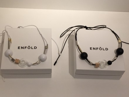 早くもENFÖLD PRE-SPRING COLLECTION 入荷しました。