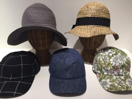 夏のマストアイテム!HAT & CAP特集!!