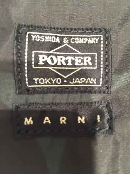 """入荷情報""""MARNI XPORTER COLLABORATION COLLECTION""""!!"""