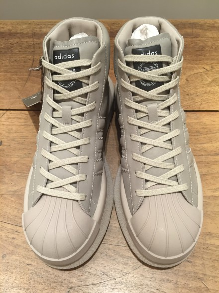 "Rick Owens X adidas ""MASTODON PRO MODEL"" Today release!!"